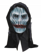 Adult Hooded Ghost Mask