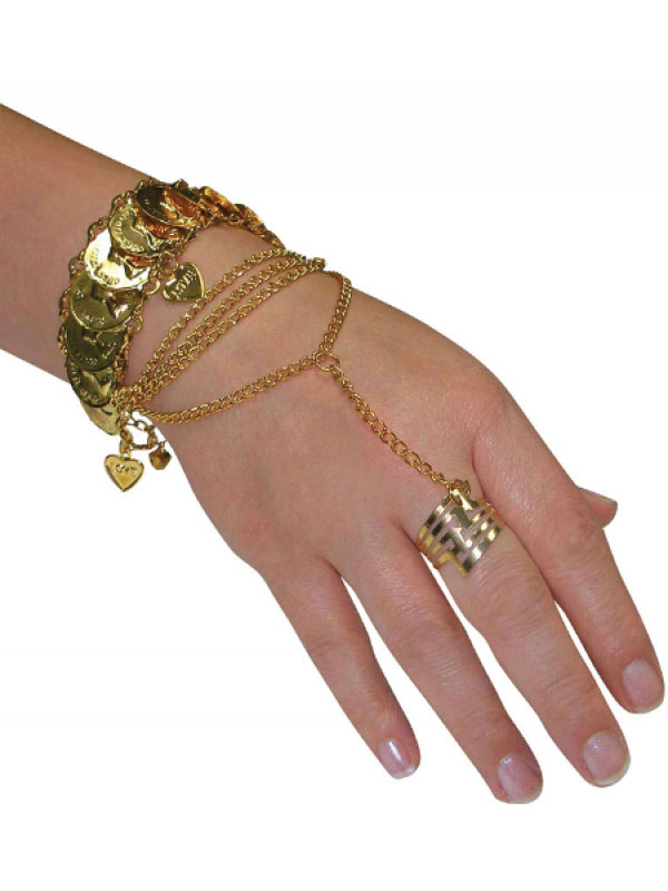 Desert Princess Hand Jewellery