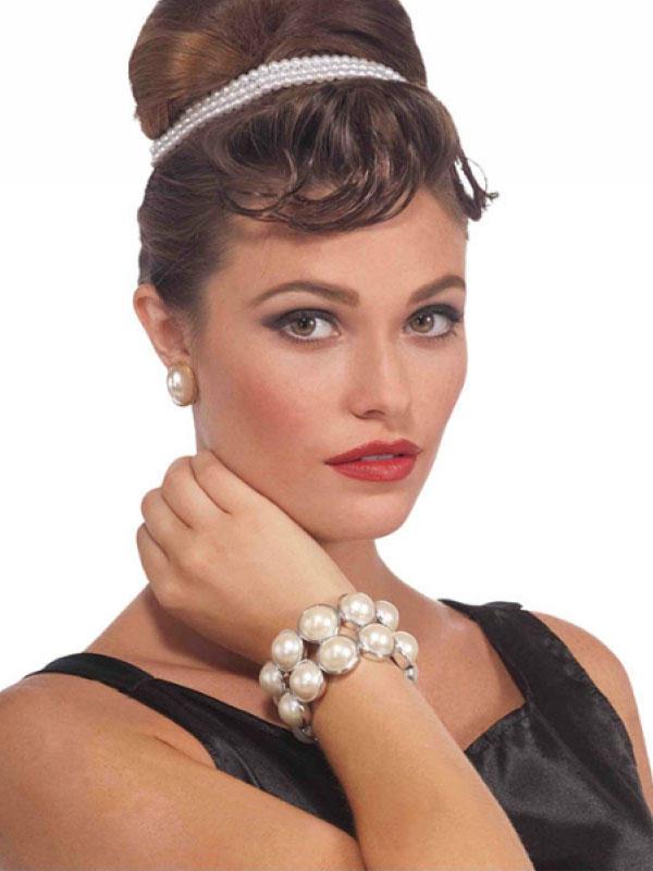 Vintage Pearl Bracelet Thumbnail 1