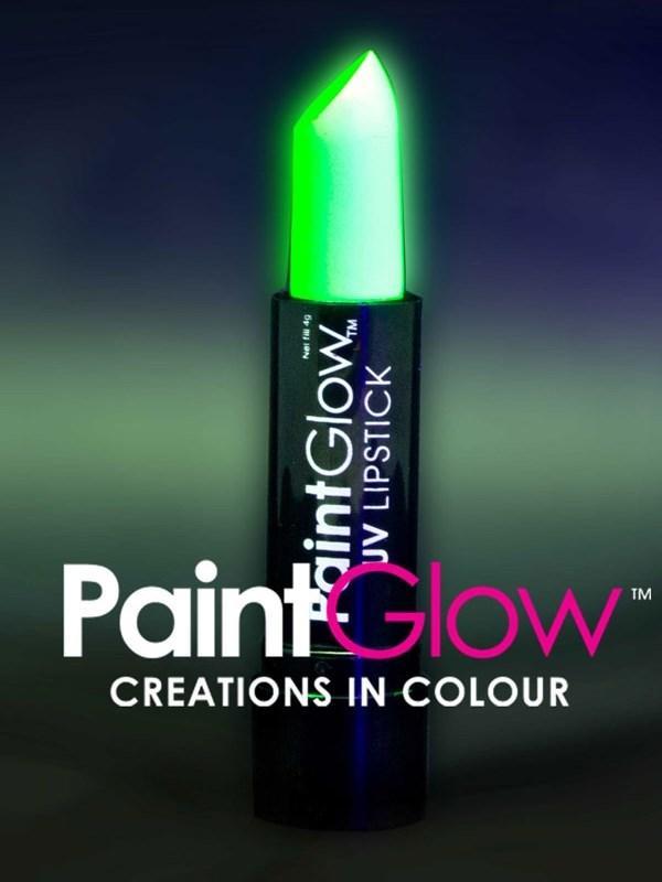 Uv Lipstick Neon Green Thumbnail 1