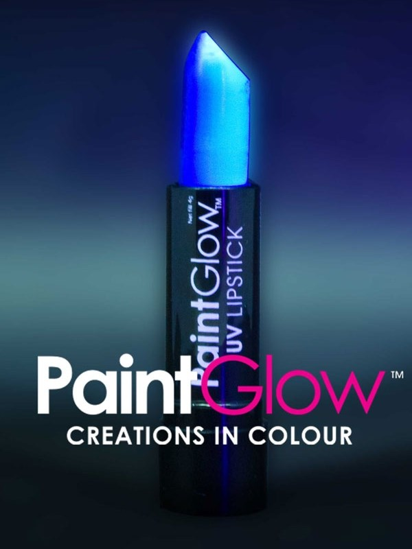 Uv Lipstick Neon Blue