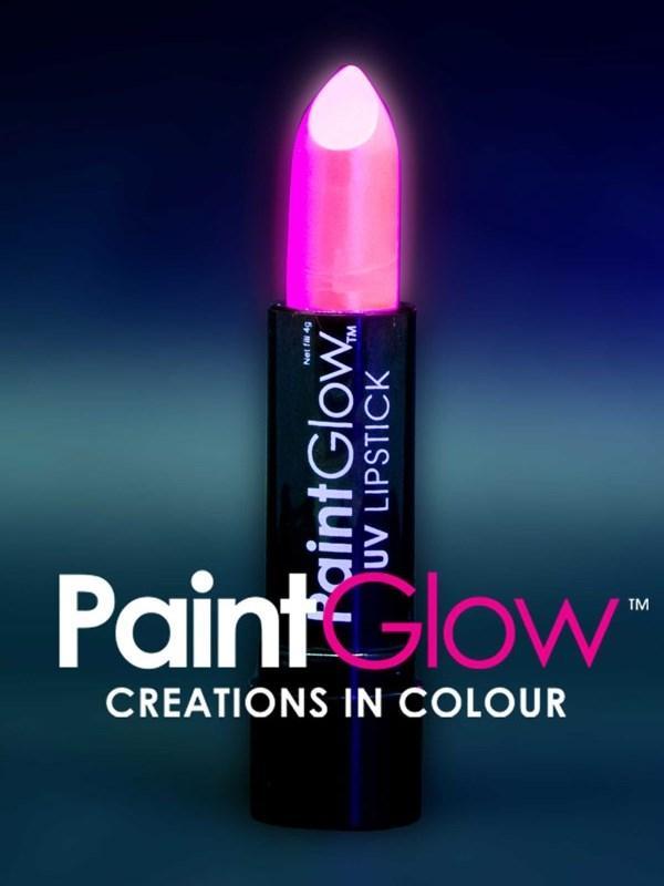 Uv Lipstick Neon Pink Thumbnail 1