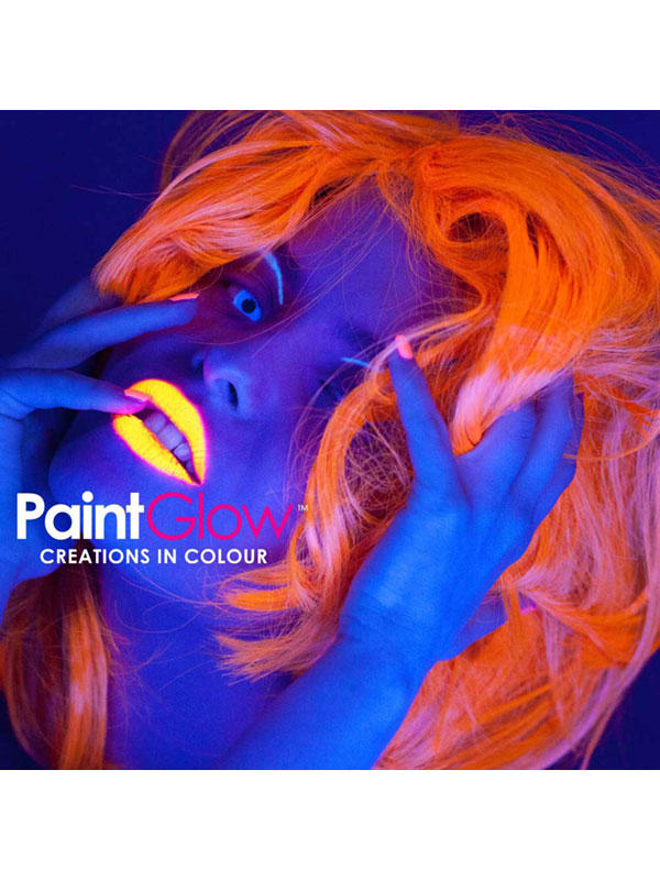 Uv Lipstick Neon Orange Thumbnail 3
