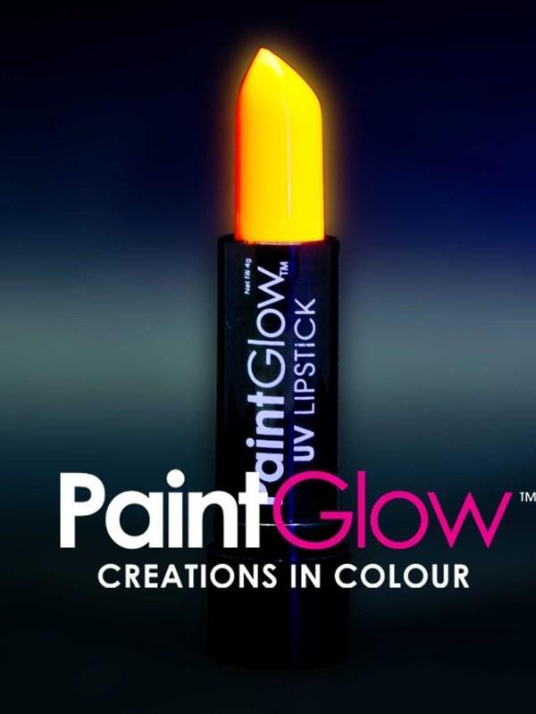 Uv Lipstick Neon Orange Thumbnail 1