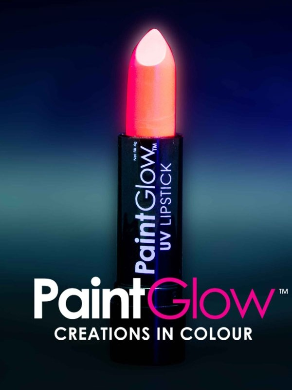 Uv Lipstick Neon Red