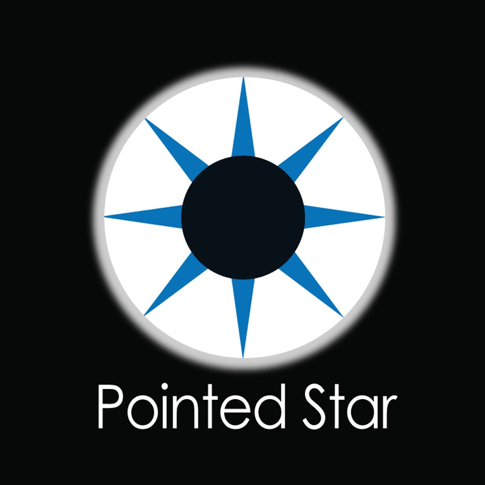 Pointed Star Fashion Lenses