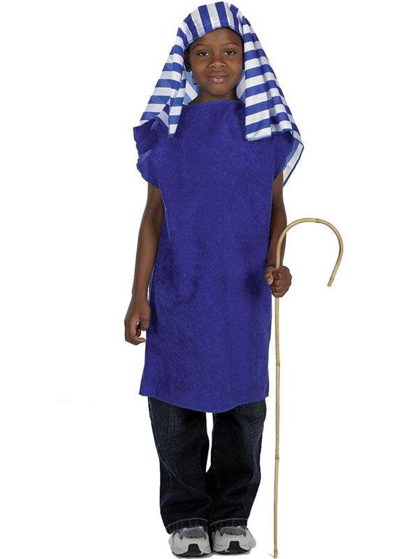 Child Shepherd Tabard Nativity Costume