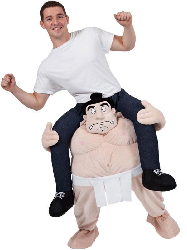 Carry Me® Sumo Wrestler Costume