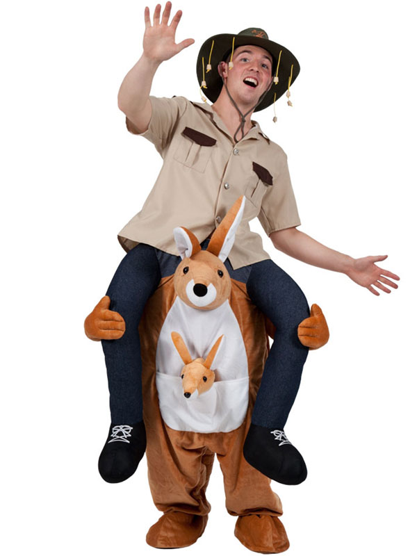 Carry Me® Kangaroo Costume
