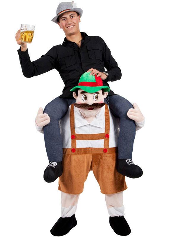 Carry Me® Bavarian Beer Guy Costume