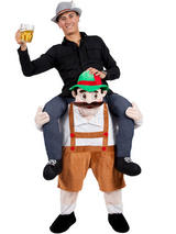 Carry Me® Bavarian Beer Guy Costume