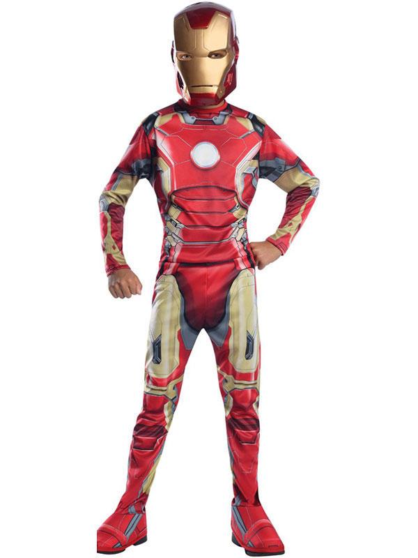 Child Iron Man Age Of Ultron Costume