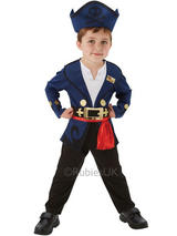 Child Jake And The Neverland Pirate Costume