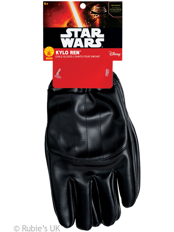 Child Kylo Ren Gloves