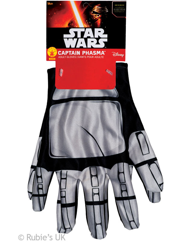 Captain Phasma Gloves