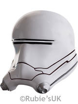 Adult Mens Flametrooper 2pc Mask - Star Wars