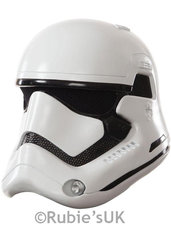 Adult Mens Stormtrooper 2 Piece Mask - Star Wars