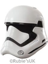 Adult Mens Stormtrooper 2 Piece Mask - Star Wars