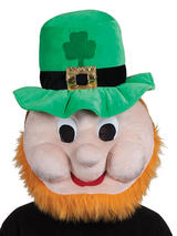 Adult Leprechaun Head