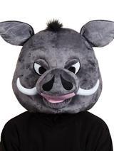 Adult Gordon Warthog Head Mask