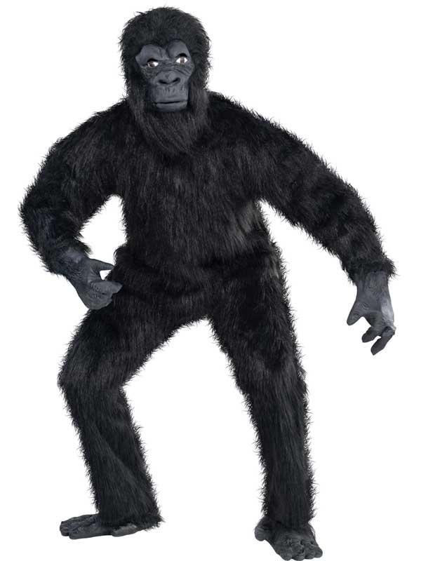 Gorilla Guy Costume