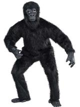 Gorilla Guy Costume