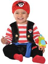 Child Baby Bucaneer Costume