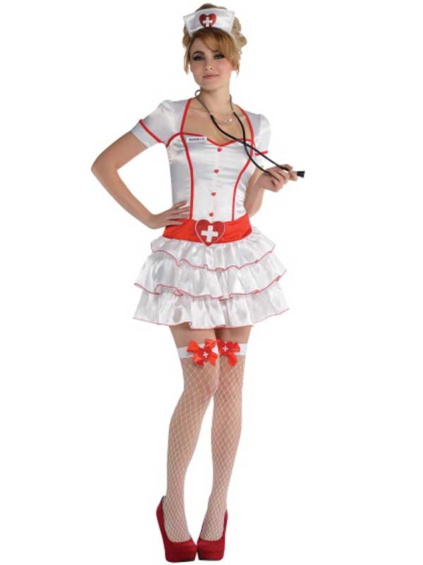 Iv Nurse Costume