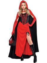 Riding Hood Enchantress Costume