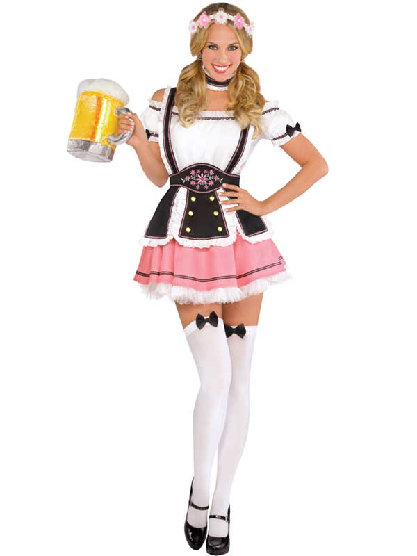 Oktobermiss Costume