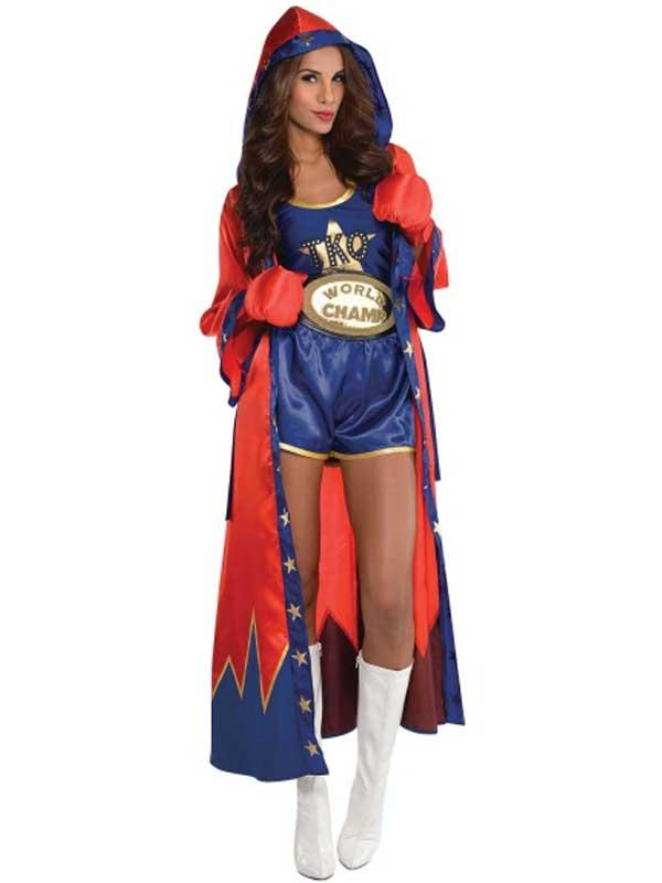 Knockout Costume