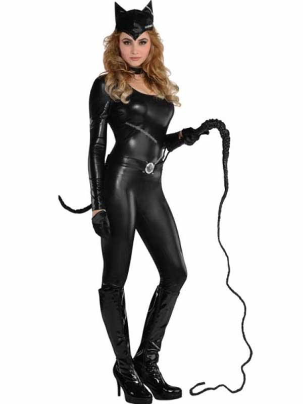 Purrvocative Kat Costume