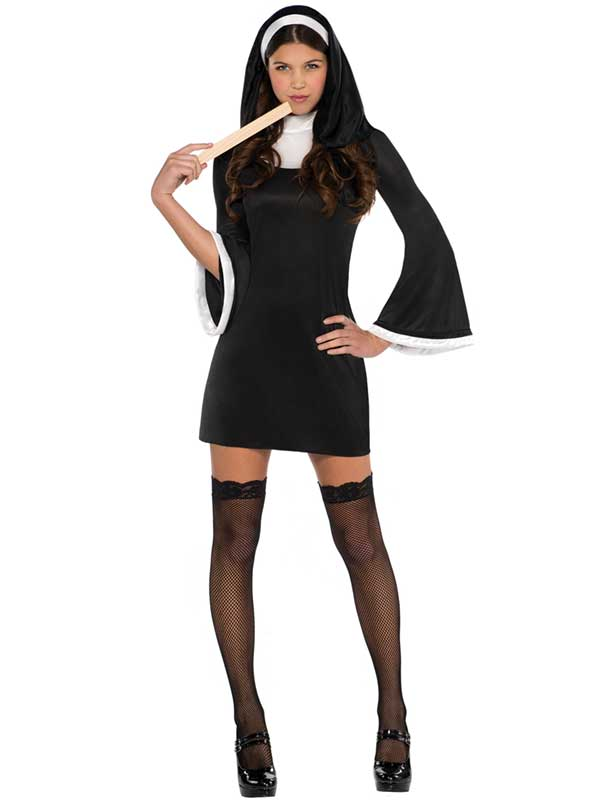 Nun costume for women sexy