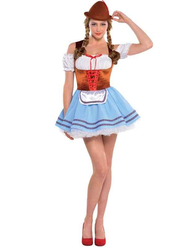 Oktoberfest Girl Costume