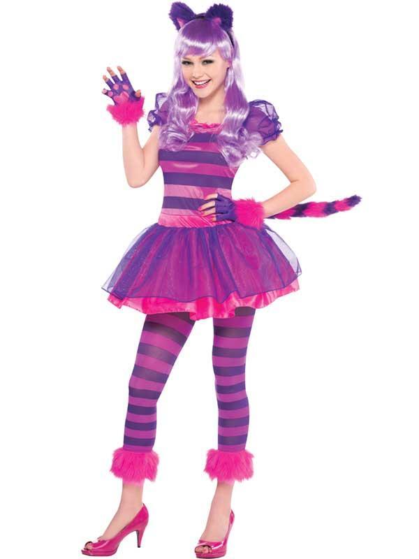 Child Cheshire Cat Costume