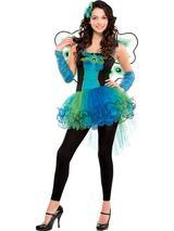 Child Peacock Diva Costume