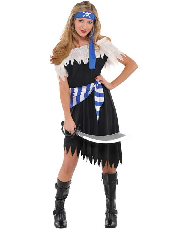 Child Shipwreck Cutie Costume