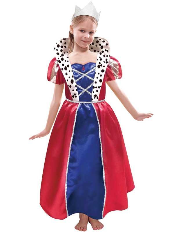 Child Queen Costume