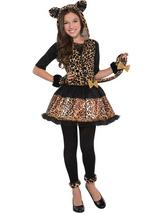 Child Girls Sassy Spots Costume
