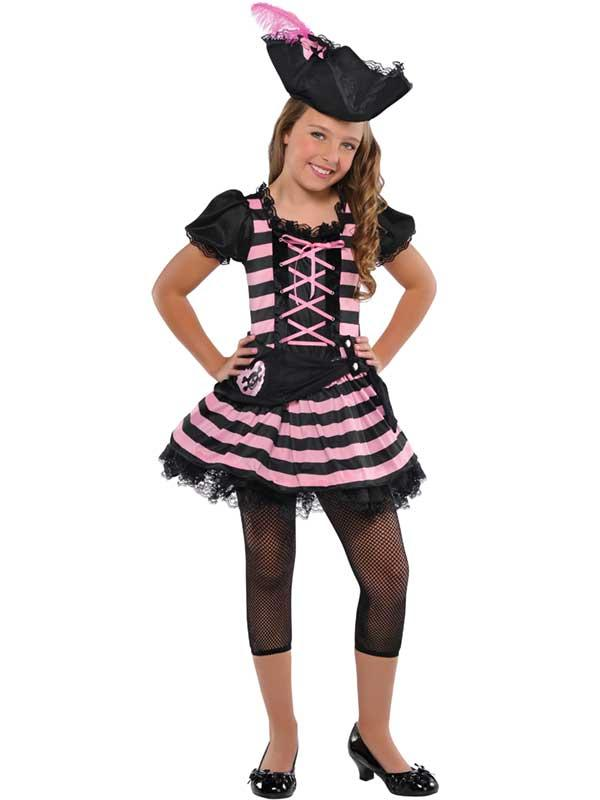 Child Sweetheart Pirate Costume