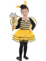 Child Ballerina Bee Costume