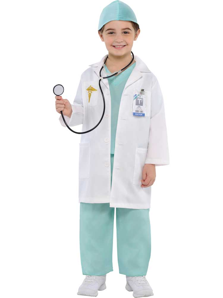 Child Doctor Costume