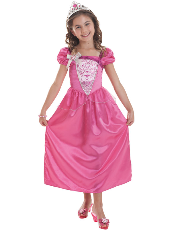 Child Value Princess Barbie Costume