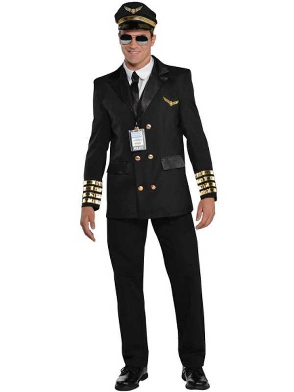 Captain Wingman Costume