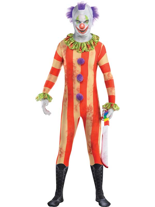 2nd Skin Clown Partysuit Costume
