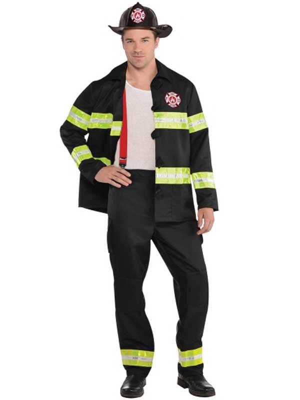 Rescue Me Fireman Costume