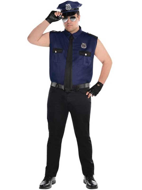 Under Arrest Costume Thumbnail 2