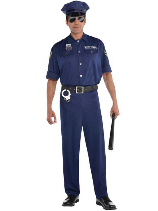 On Patrol Costume Thumbnail 1