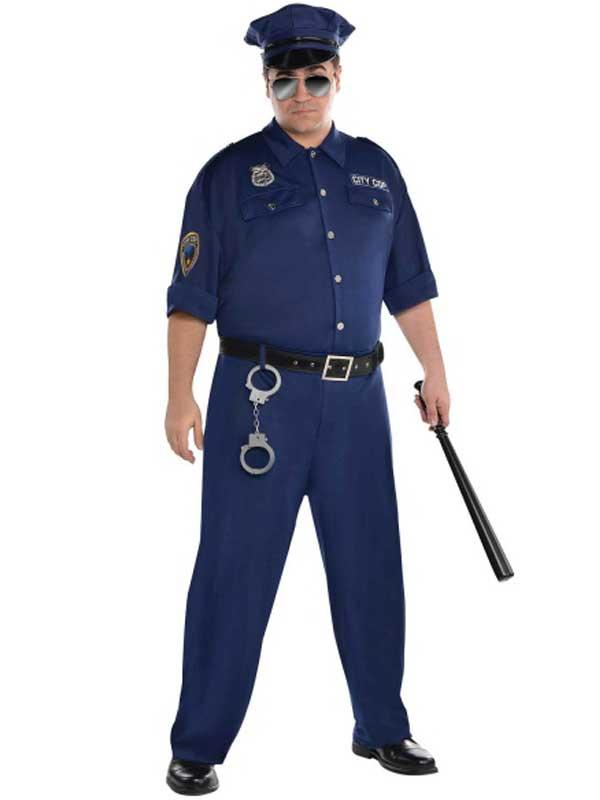 On Patrol Costume Thumbnail 2