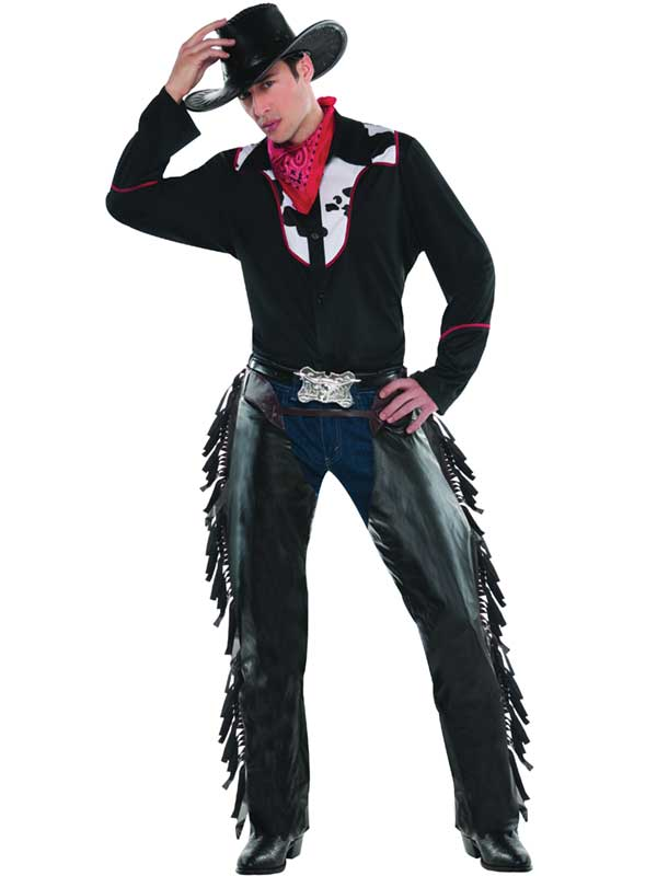 Outlaw Pete Costume